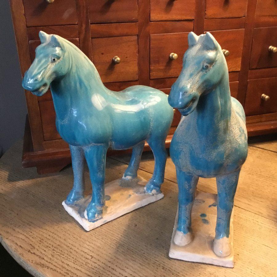 set chinese paardjes