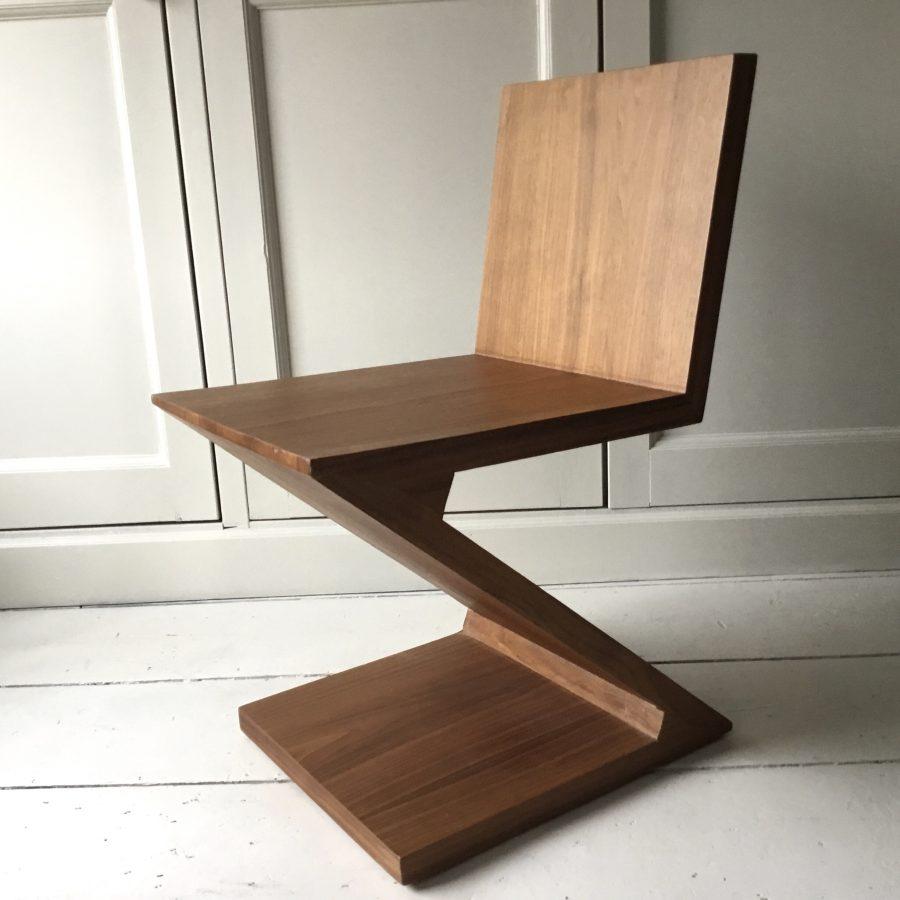 Zig Zag stoel replica