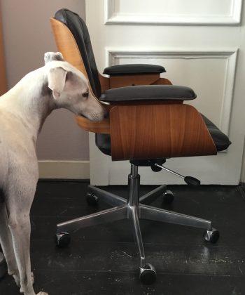 tecta vintage bureaustoel