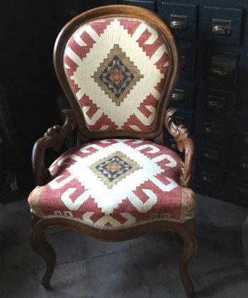 kelim stoel