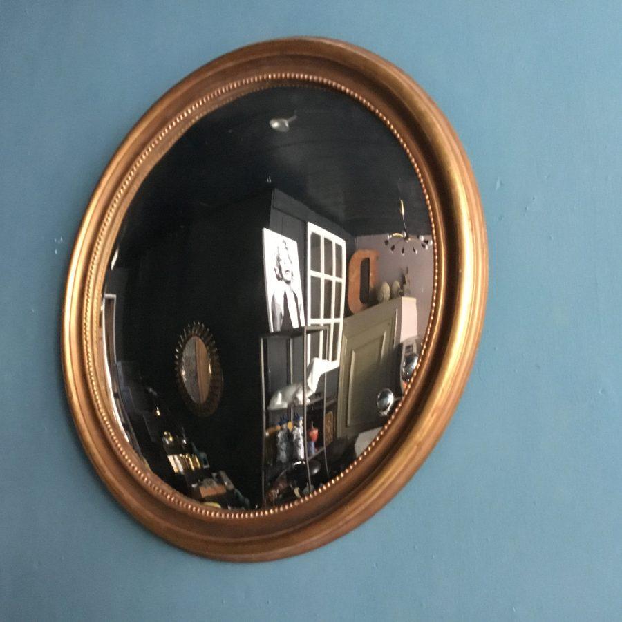 super grote bolle spiegel