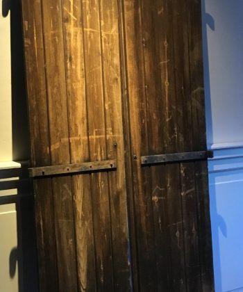 oude Franse schuur deuren